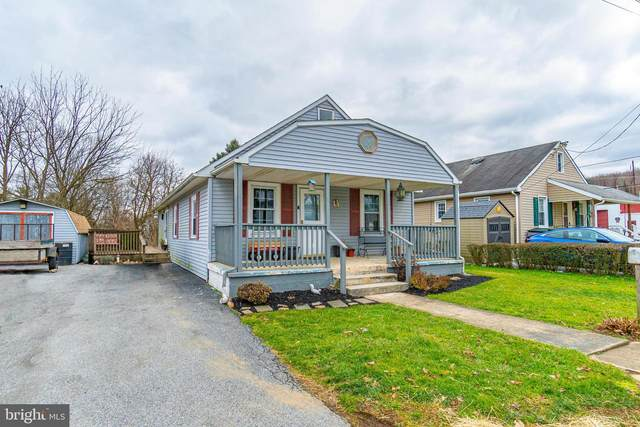 129 Ambrose Avenue, COATESVILLE, PA 19320 (#PACT526988) :: Linda Dale Real Estate Experts