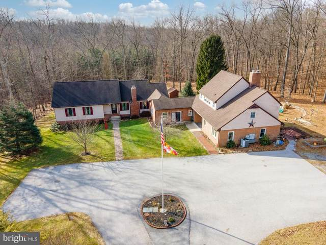 1212 Pinch Valley Road, WESTMINSTER, MD 21158 (#MDCR201828) :: Integrity Home Team