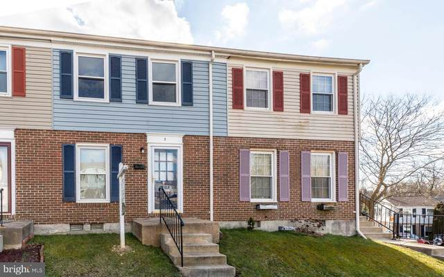 3 Tarland Court 6I, NOTTINGHAM, MD 21236 (#MDBC516626) :: Network Realty Group