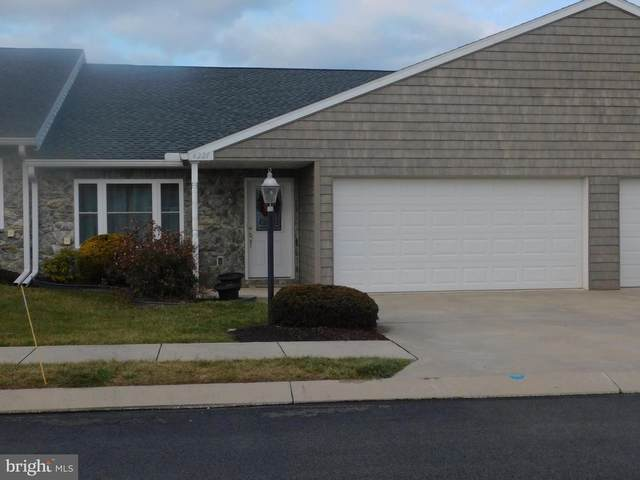 4221 Clair Mar Drive #19, DOVER, PA 17315 (#PAYK151012) :: The Heather Neidlinger Team With Berkshire Hathaway HomeServices Homesale Realty