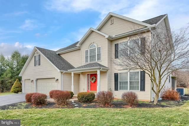 15 Nelson Drive, CARLISLE, PA 17015 (#PACB131068) :: The Joy Daniels Real Estate Group