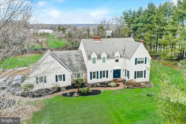 5933 High Ridge Circle, DOYLESTOWN, PA 18902 (#PABU518272) :: Jason Freeby Group at Keller Williams Real Estate