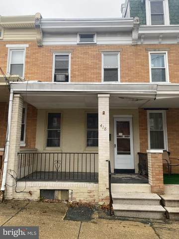 418 South Franklin Street, WILMINGTON, DE 19805 (MLS #DENC518870) :: Maryland Shore Living | Benson & Mangold Real Estate
