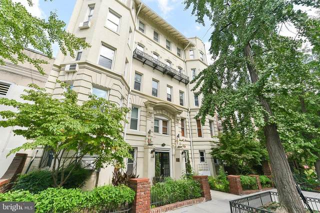 1831 Belmont Road NW #202, WASHINGTON, DC 20009 (#DCDC502408) :: Network Realty Group