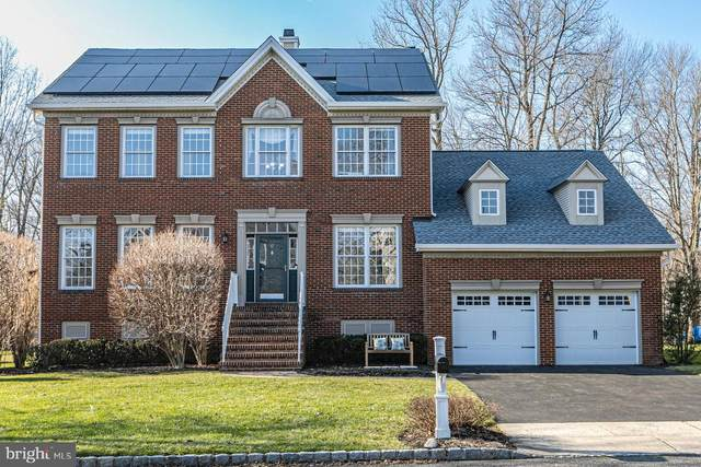 17 Larchmont Court, PENNINGTON, NJ 08534 (#NJME306374) :: Bob Lucido Team of Keller Williams Integrity