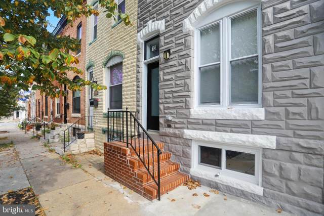 13 N East Avenue, BALTIMORE, MD 21224 (#MDBA535852) :: Certificate Homes