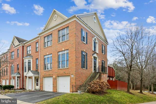 492 Winding Rose Drive, ROCKVILLE, MD 20850 (#MDMC739914) :: Bob Lucido Team of Keller Williams Integrity