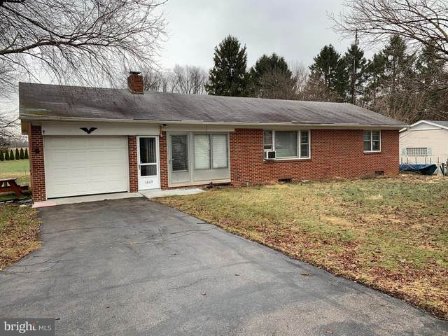 5869 York Road, SPRING GROVE, PA 17362 (#PAYK151028) :: TeamPete Realty Services, Inc