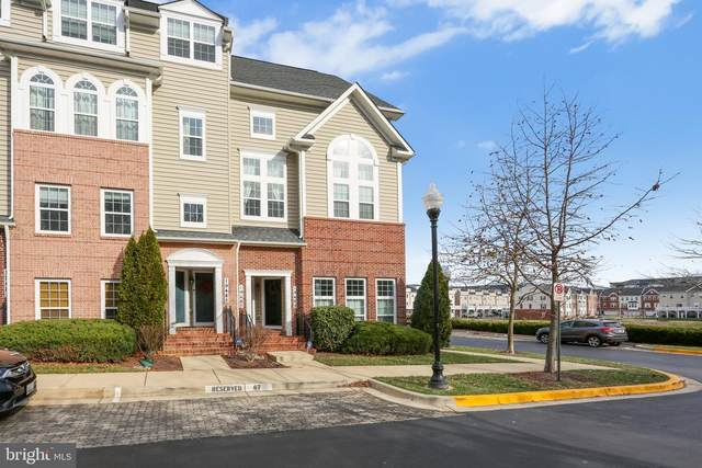 19487 Dover Cliffs Circle, GERMANTOWN, MD 20874 (#MDMC739956) :: The Redux Group