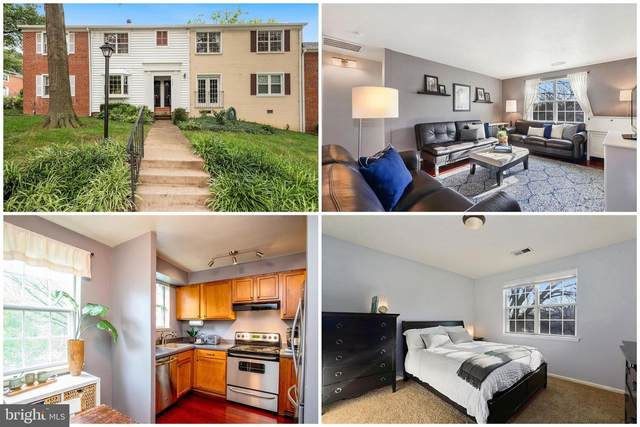 4623 28TH Road S D, ARLINGTON, VA 22206 (#VAAR174510) :: The Redux Group