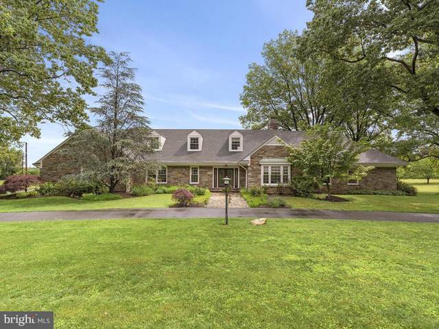 14854 Old Frederick Road, WOODBINE, MD 21797 (#MDHW289286) :: EXIT Realty Enterprises