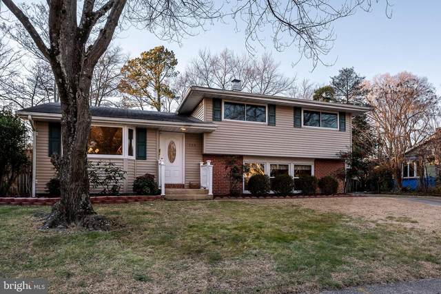 709 Pin Oak Road, SEVERNA PARK, MD 21146 (#MDAA456078) :: John Lesniewski | RE/MAX United Real Estate