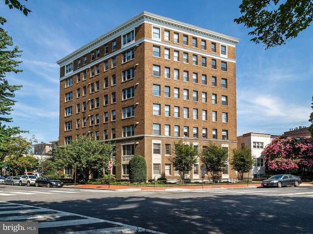 1621 T Street NW #703, WASHINGTON, DC 20009 (#DCDC502506) :: The Dailey Group