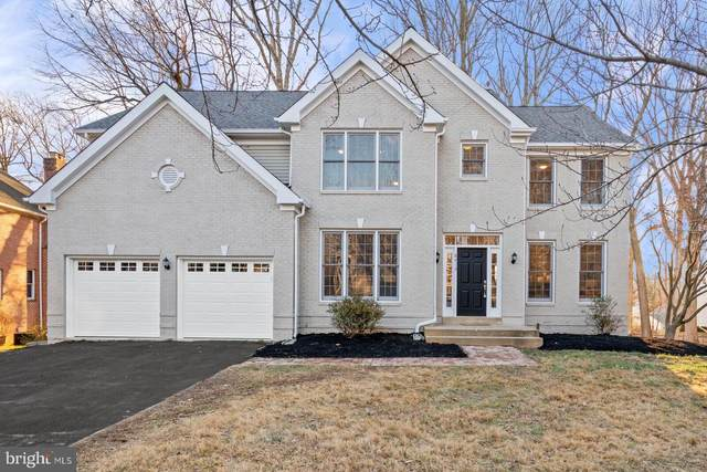 8413 Overlook Street, VIENNA, VA 22182 (#VAFX1174528) :: Advon Group