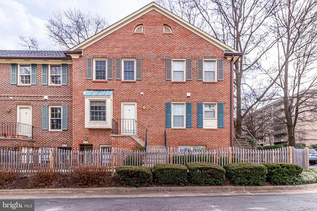 215 Katie Court #5, FALLS CHURCH, VA 22046 (#VAFA111770) :: Tom & Cindy and Associates