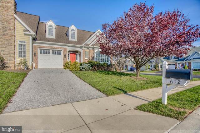 612 Dunloy Court, LUTHERVILLE TIMONIUM, MD 21093 (#MDBC516712) :: The Dailey Group