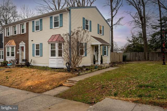 1742 Foxdale Court, CROFTON, MD 21114 (#MDAA456102) :: Jacobs & Co. Real Estate