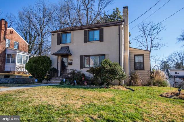 9607 Dilston Road, SILVER SPRING, MD 20903 (#MDMC740010) :: The Dailey Group