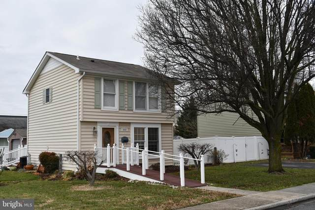 322 S Adams Street, HAVRE DE GRACE, MD 21078 (#MDHR255574) :: Tessier Real Estate