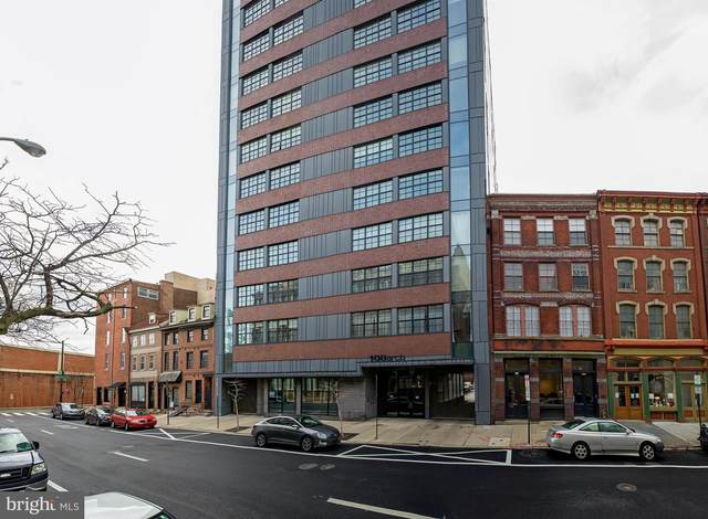 108 Arch Street #404, PHILADELPHIA, PA 19106 (#PAPH976008) :: Bowers Realty Group