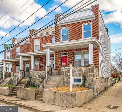 1307 W Old Cold Spring Lane, BALTIMORE, MD 21209 (#MDBA536004) :: Bic DeCaro & Associates