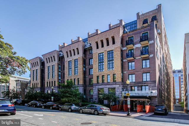 910 M Street NW #203, WASHINGTON, DC 20001 (#DCDC502568) :: Bic DeCaro & Associates