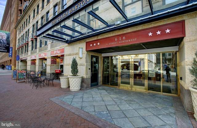 616 E Street NW #714, WASHINGTON, DC 20004 (#DCDC502602) :: Bic DeCaro & Associates