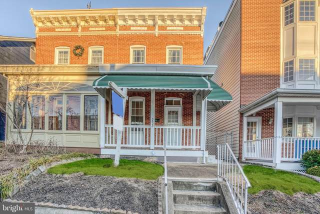 3623 Roland Avenue, BALTIMORE, MD 21211 (#MDBA536028) :: The Redux Group