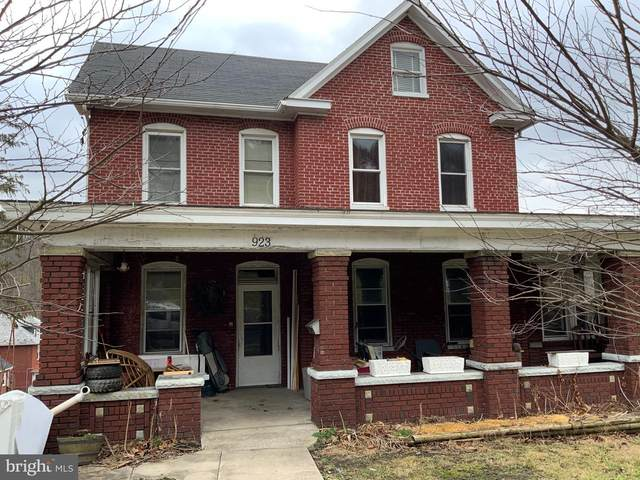 923 Bedford Street, CUMBERLAND, MD 21502 (#MDAL136036) :: The Redux Group