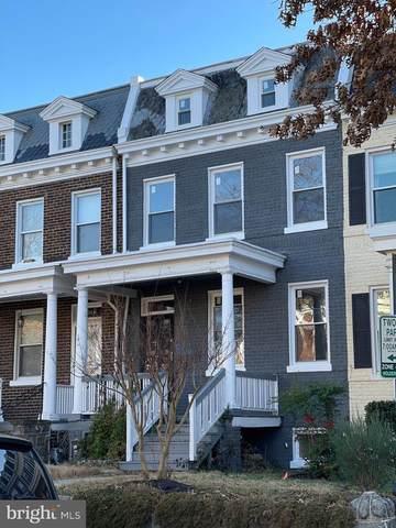 516 Taylor Street NW, WASHINGTON, DC 20011 (#DCDC502628) :: Arlington Realty, Inc.