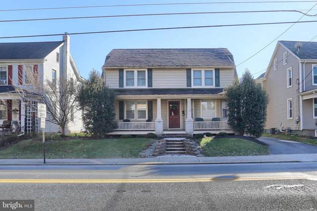 215 E High Street, MANHEIM, PA 17545 (#PALA175646) :: Flinchbaugh & Associates