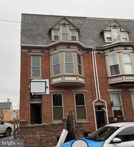 409 W Market Street, YORK, PA 17401 (#PAYK151108) :: The Joy Daniels Real Estate Group