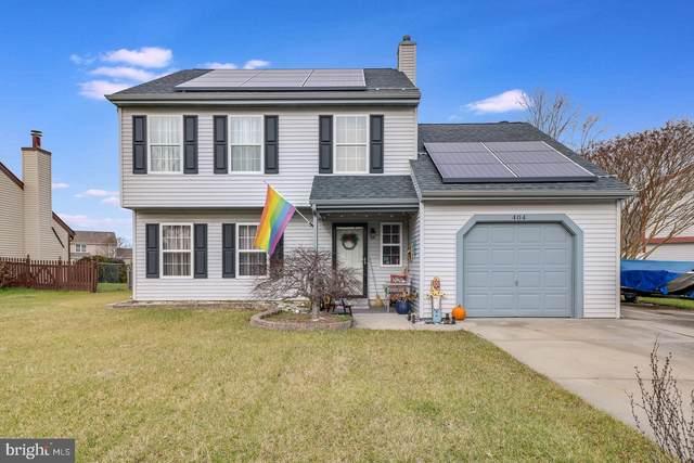 404 E Wind Drive, DOVER, DE 19901 (#DEKT245580) :: Bright Home Group