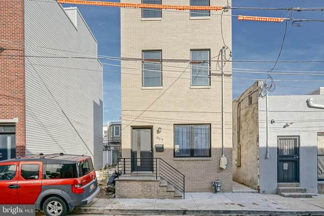 617 Cantrell Street, PHILADELPHIA, PA 19148 (#PAPH976232) :: The Dailey Group
