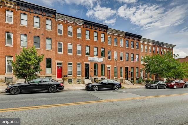 2326 E Baltimore Street, BALTIMORE, MD 21224 (#MDBA536070) :: Bruce & Tanya and Associates