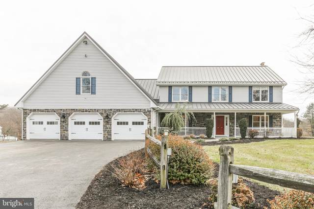 316 Sample Bridge Road, MECHANICSBURG, PA 17050 (#PACB131118) :: Keller Williams Flagship of Maryland