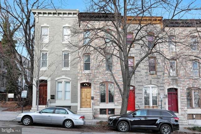 202 E Read Street, BALTIMORE, MD 21202 (#MDBA536078) :: The Piano Home Group