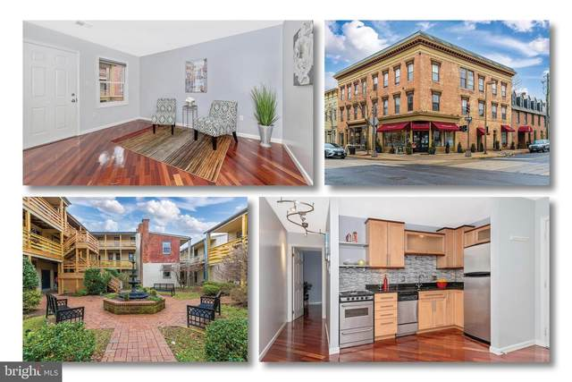10 W All Saints Street #210, FREDERICK, MD 21701 (#MDFR276064) :: The MD Home Team