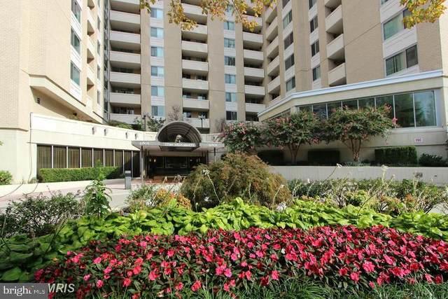 4601 N Park Avenue 520-V, CHEVY CHASE, MD 20815 (#MDMC740102) :: The MD Home Team