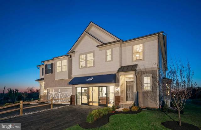 442 Sanctuary Court #25, NORTH WALES, PA 19454 (#PAMC679670) :: Ramus Realty Group