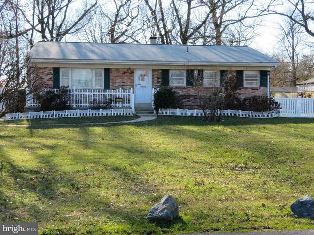 8405 Spruce Hill Drive, LAUREL, MD 20707 (#MDPG593066) :: The Vashist Group