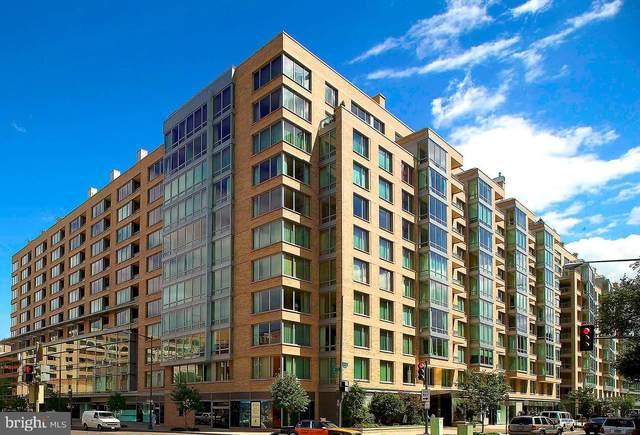 1155 23RD Street NW 6G, WASHINGTON, DC 20037 (#DCDC502720) :: Arlington Realty, Inc.