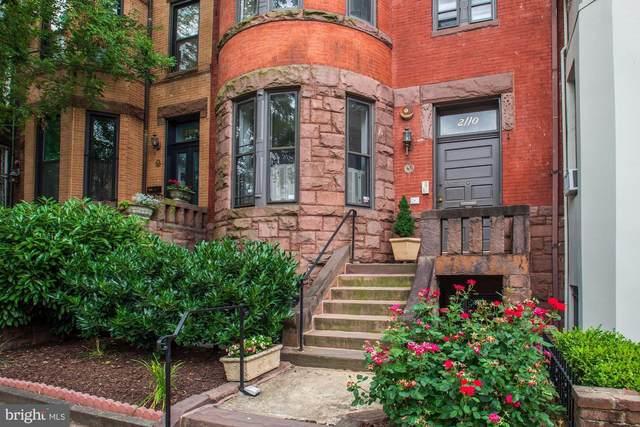 2110 O Street NW #4, WASHINGTON, DC 20037 (#DCDC502722) :: Arlington Realty, Inc.