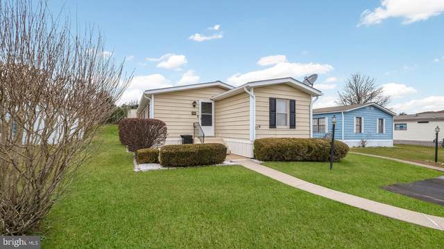 226 Cherrywood Court, NORTH WALES, PA 19454 (#PAMC679700) :: The Dailey Group