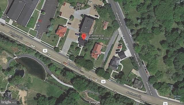 812-S302 Amherst Street, WINCHESTER, VA 22601 (#VAWI115590) :: Scott Kompa Group