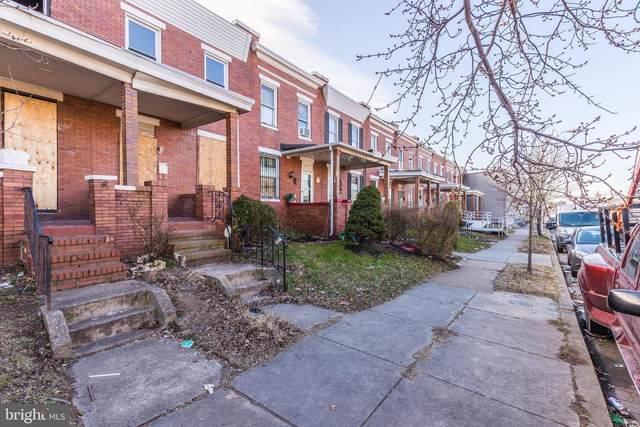 3517 E Fayette Street, BALTIMORE, MD 21224 (#MDBA536148) :: The Schiff Home Team