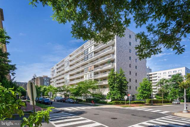 730 24TH Street NW #506, WASHINGTON, DC 20037 (#DCDC502736) :: ExecuHome Realty