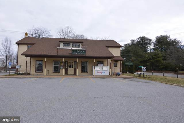 5090 Old Tavern Road, THE PLAINS, VA 20198 (#VAFQ168618) :: Jacobs & Co. Real Estate