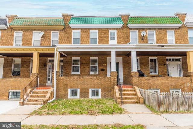 3110 Cliftmont Avenue, BALTIMORE, MD 21213 (#MDBA536150) :: The Redux Group