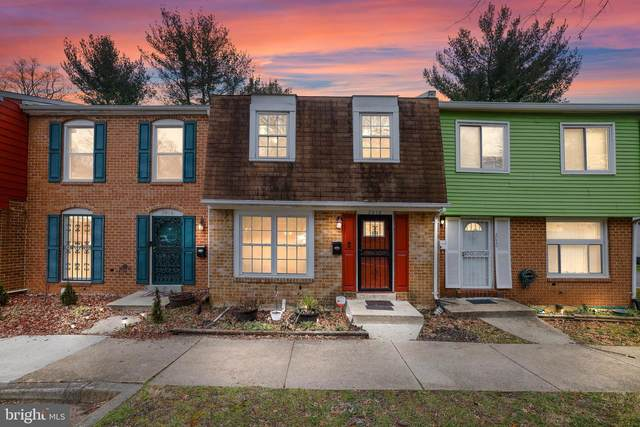 2018 Chadwick Terrace, TEMPLE HILLS, MD 20748 (#MDPG593082) :: Great Falls Great Homes